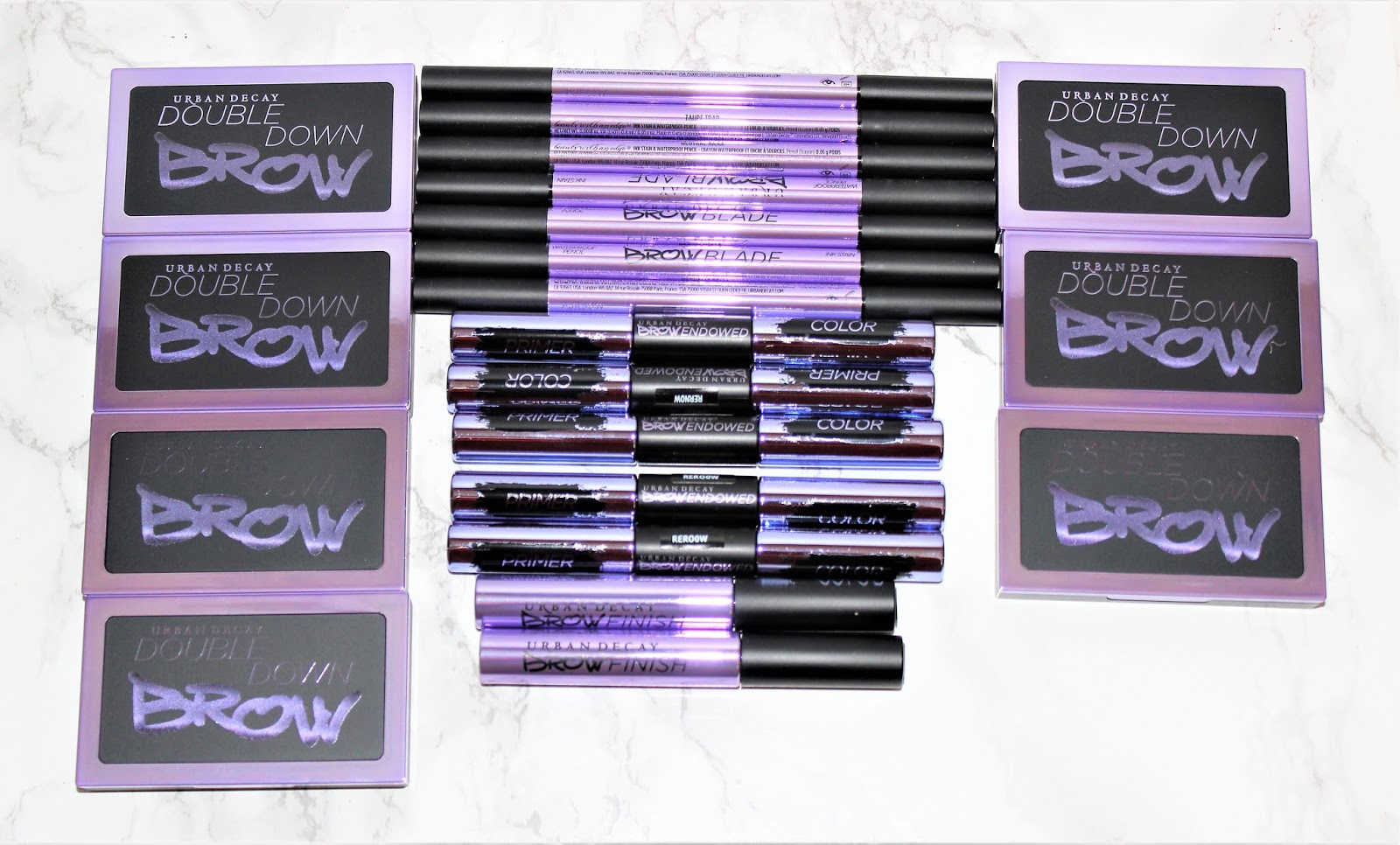 Urban Decay Street Style Brows Review