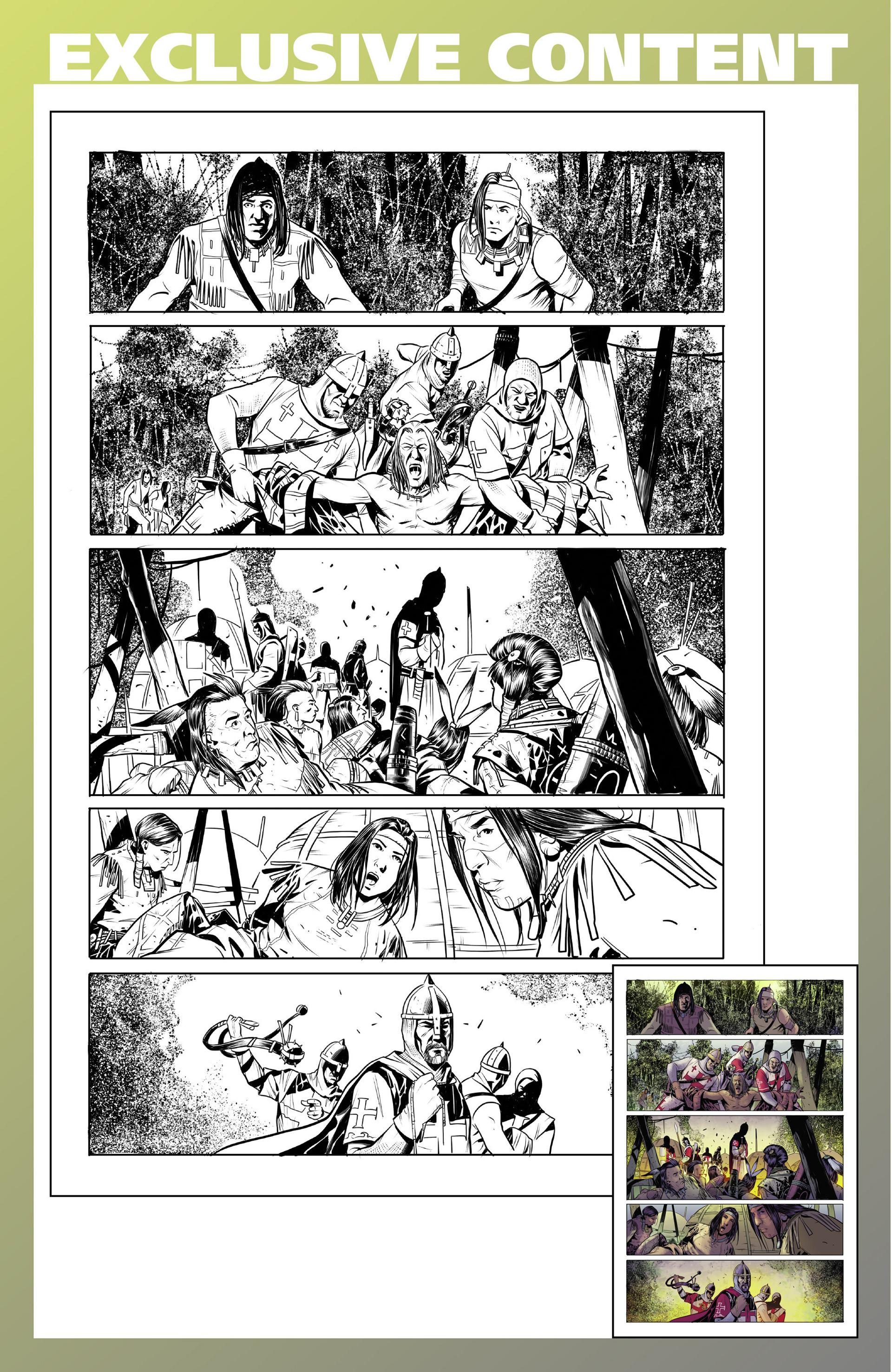 Read online Turok: Dinosaur Hunter (2014) comic -  Issue #2 - 28