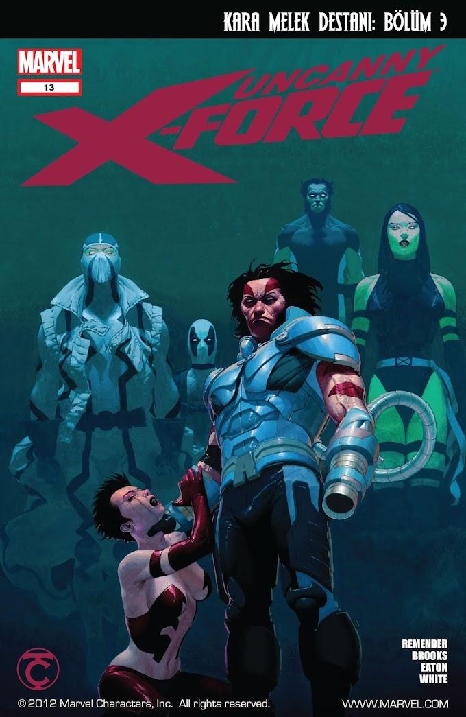 Uncanny X-Force #13 [ÇIKTI!]