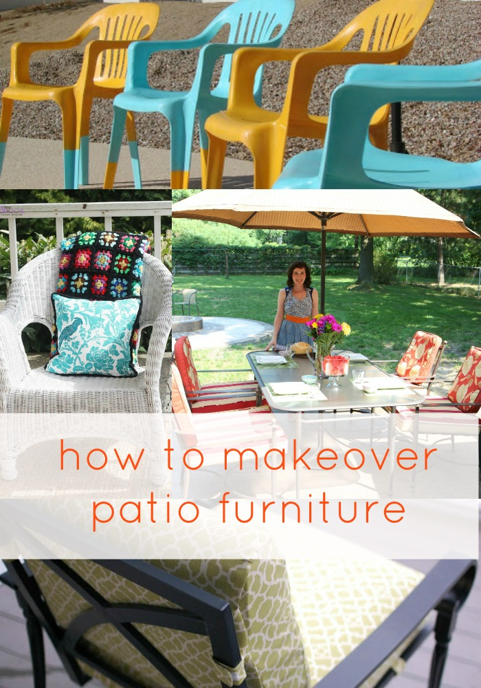 easy tips for making over patio furniture goodwill michiana
