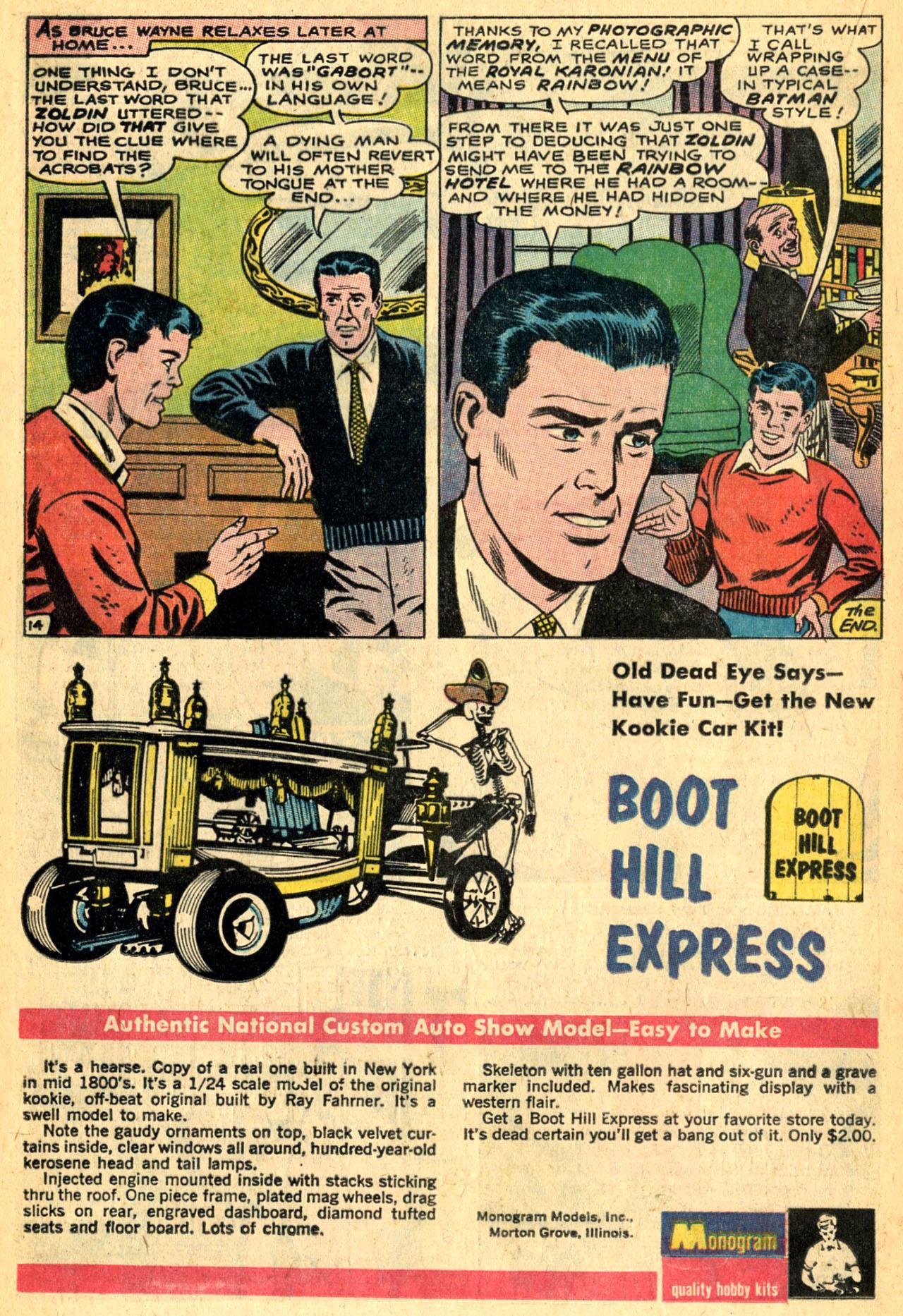 Detective Comics (1937) 372 Page 15