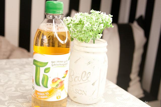 Ti - Grüner Tee & Mango