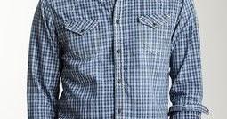 阿宅的時尚穿搭: 生活有型格子襯衫- 一秒變型男