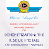ONE DAY INTERDISCIPLINARY NATIONAL SEMINAR ON DEMONETIZATION: THE RISE OR THE FALL -Saturday, 9 February, 2019