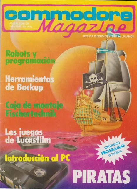 Commodore Magazine #29 (29)
