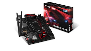 scheda madre MSI Z170I Gaming Pro AC