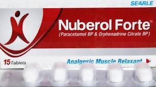 Nuberol Forte Tablets