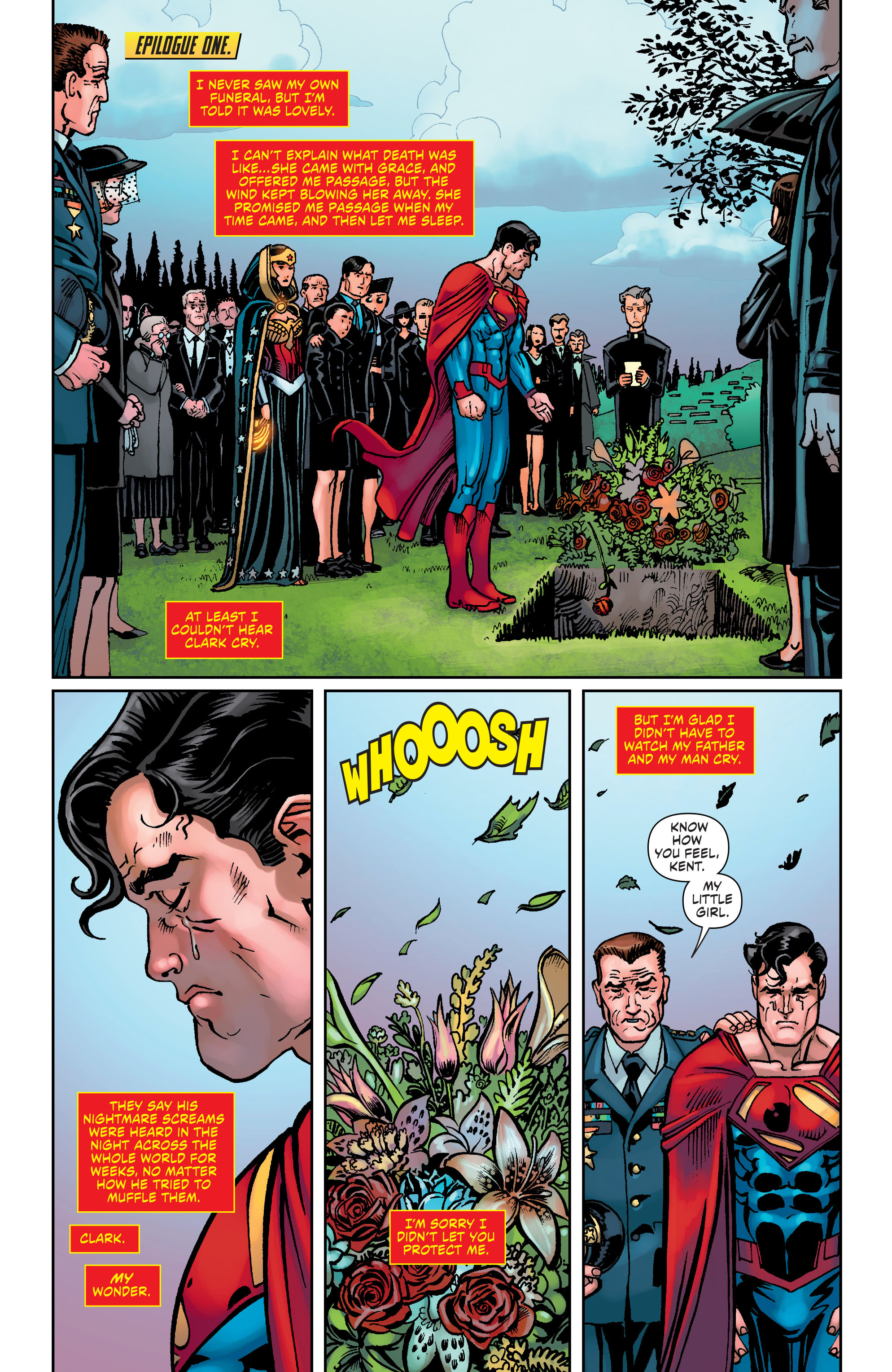 Read online Worlds' Finest comic -  Issue #32 - 18