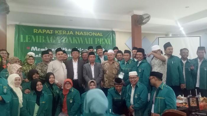 LDNU Launching Web Islam Ramah dan Siap Cetak Kader Dakwah Islam Nusantara