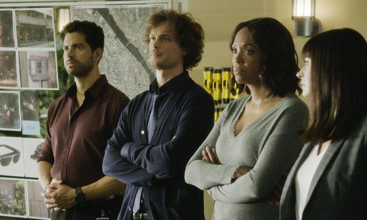 Criminal Minds - Episode 14.11 - Night Lights - Promotional Photos + Press Release