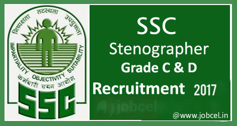 SSC-Stenographer (Grade C & D) Recruitment