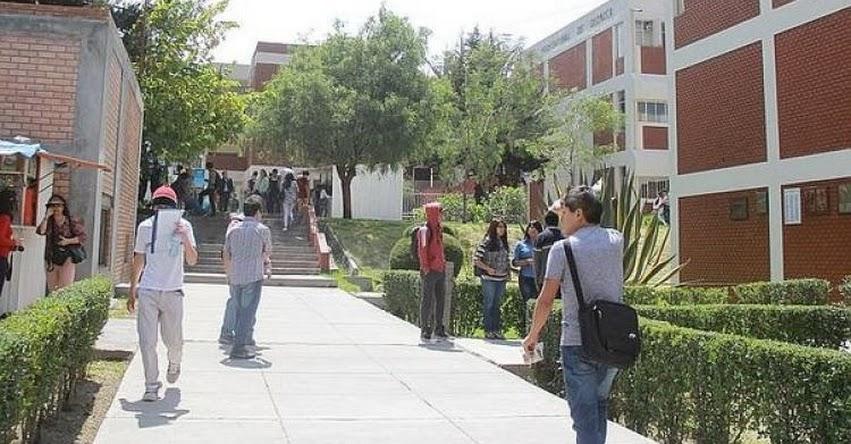 Universidades tienen problemas económicos para obtener el licenciamiento, según información de la SUNEDU