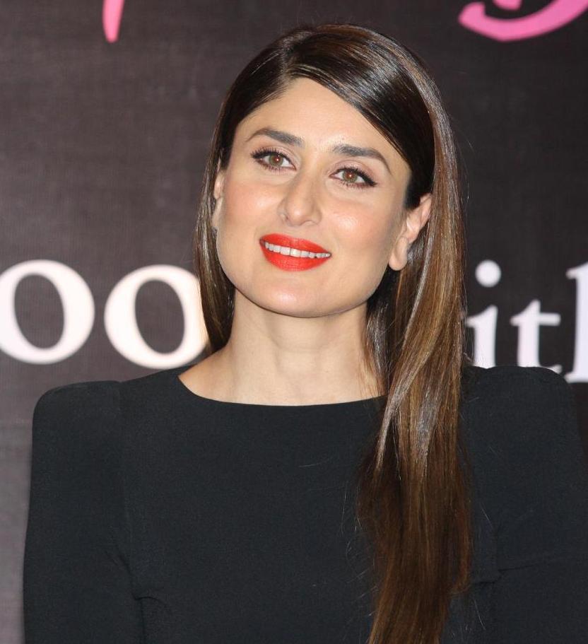 Kareena Kapoor Latest Still In Black Dress