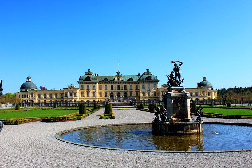Drottningholm Plaace