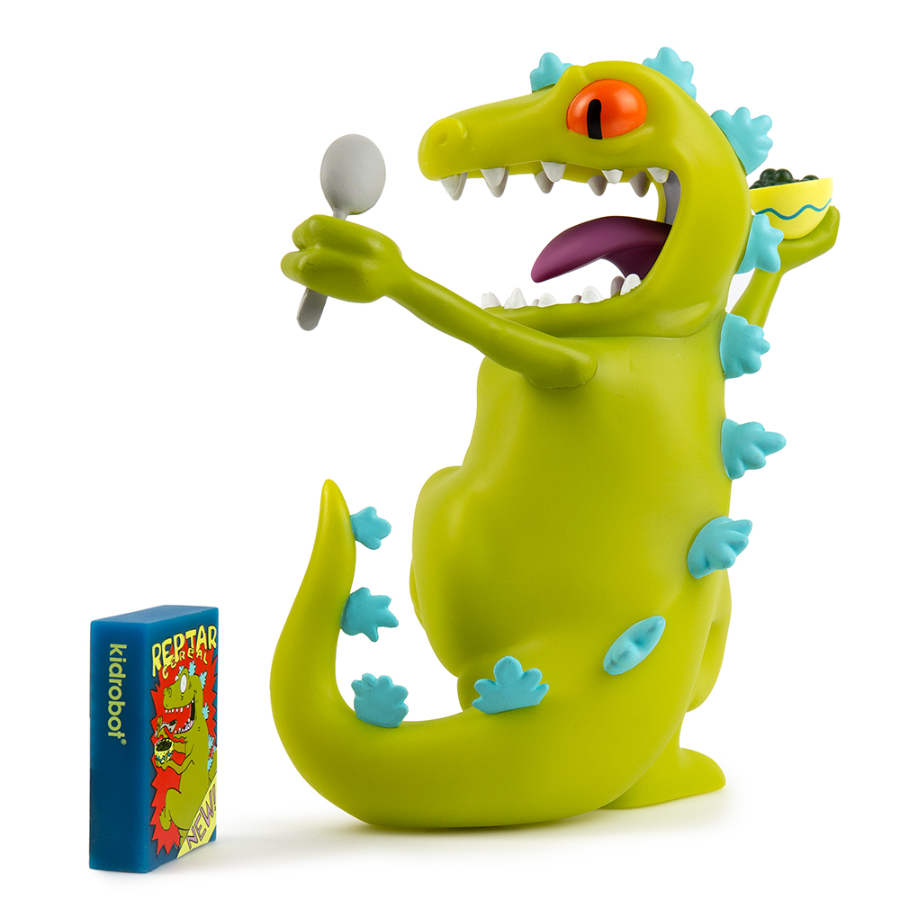 NickALive!: Kidrobot And Nickelodeon Release Throwback New