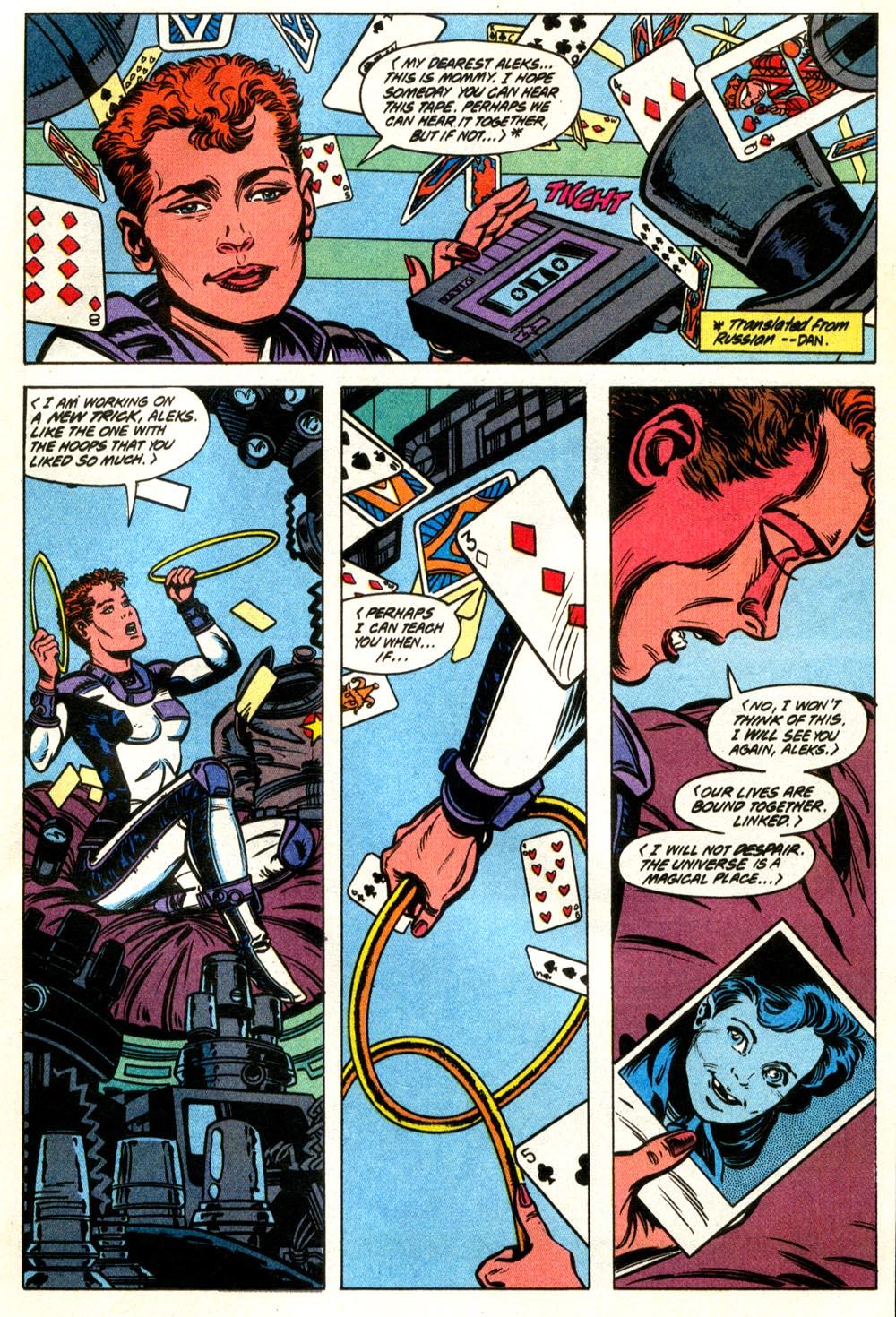 Read online Wonder Woman (1987) comic -  Issue #66 - 10