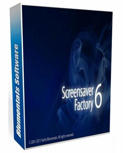 Screensaver Factory Enterprise 6.8 + Crack