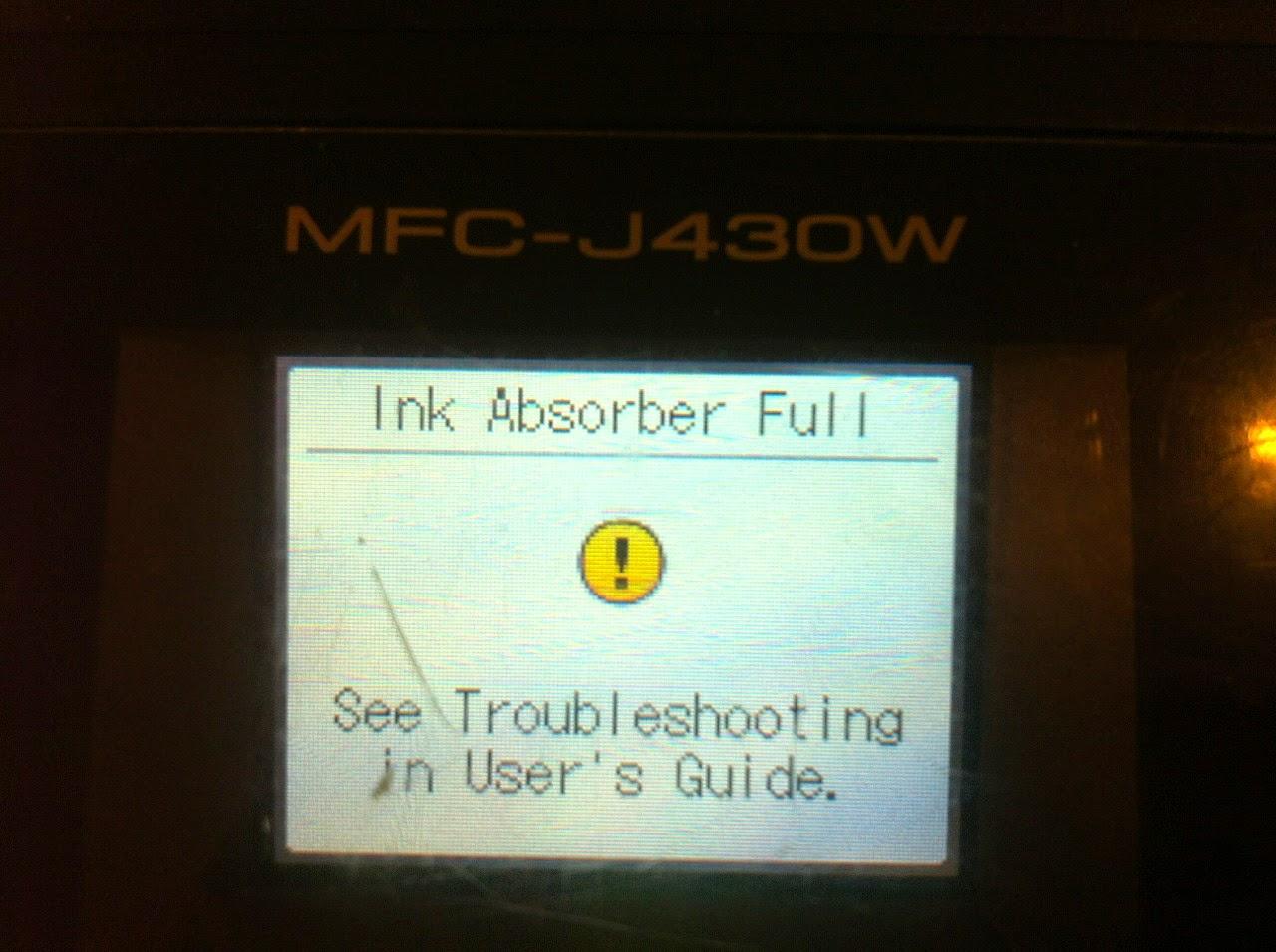 Solusi permasalahan ini dapat juga dipakai untuk Printer Brothers di bawah ini  Cara Reset Brother MFC-J265W