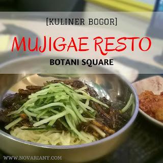Mujigae Resto Botani Square