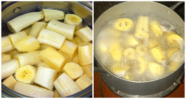 BOIL BANANAS BEFORE BED, DRINK THE LIQUID AND YOU WILL HAVE AN AMAZING SLEEP!