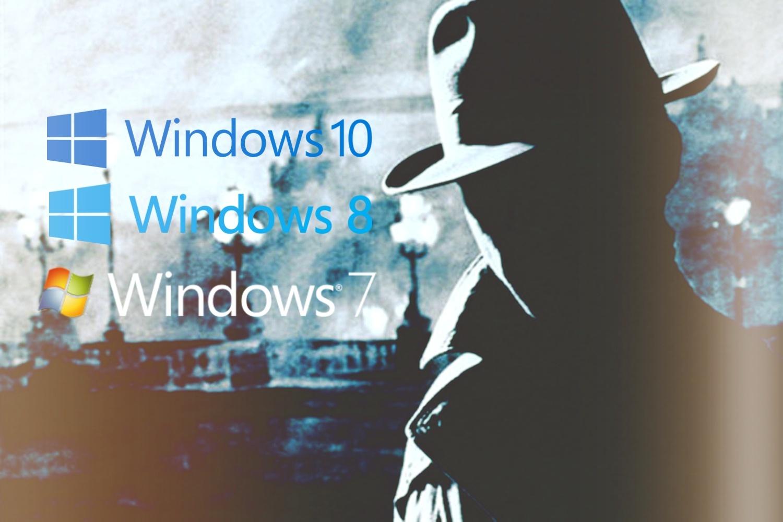 Microsoft-telemetria-Windows 7-8.1
