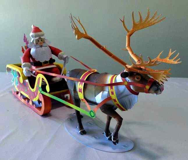 PAPERMAU: The Ephemeral Museum Meets Christmas Time ...