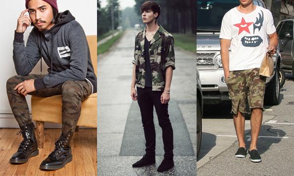 0887adad195 Macho Moda - Blog de Moda Masculina: Camuflado Masculino, Dicas para ...