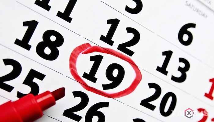 Cara KB alami dengan metode kalender