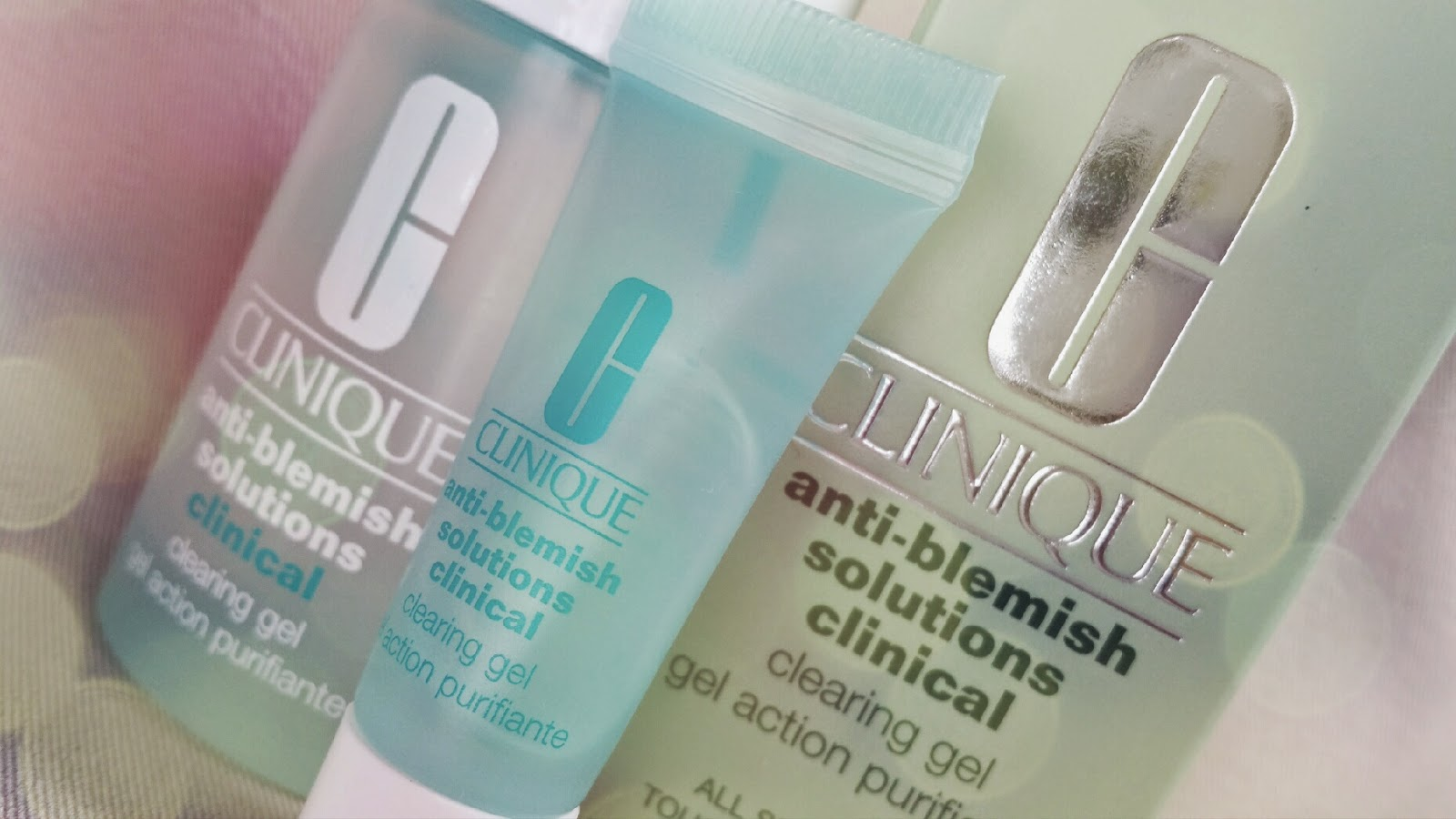 Clinique Anti-Blemish Clinical Clearing Gel