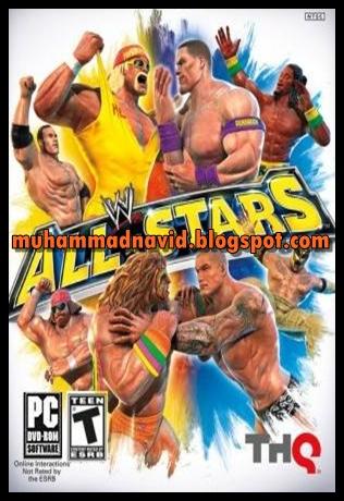 WWE All Stars Characters