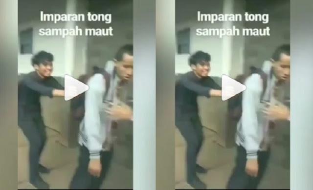 Miris !! Mahasiswa Difabel Di-bully Temannya Di Kampus, Hati Sang Mama Pun Hancur Melihatnya !!