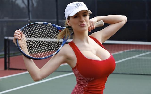 5 Pemain Tenis Lapangan Tercantik di Dunia