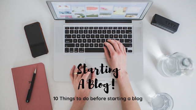 starting a blog in 2019