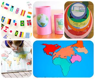 5 Juegos educativos donde aprender geografía