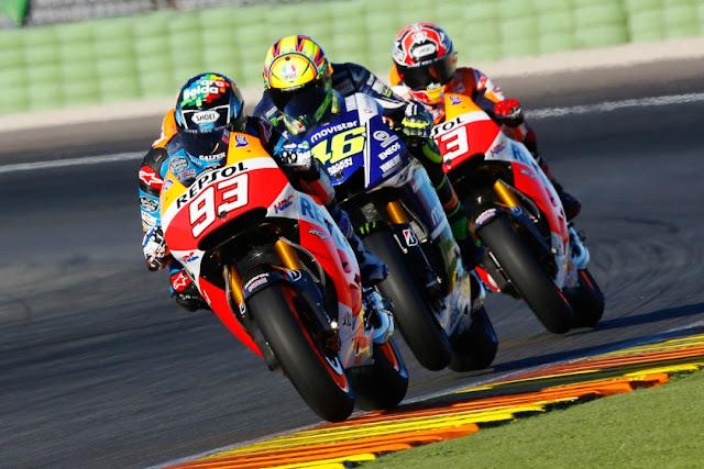 Sah!! Mulai 2021, Indonesia Bakal Jadi Tuan Rumah MotoGP