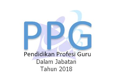 info terbaru pelaksanaan ppgj 2018