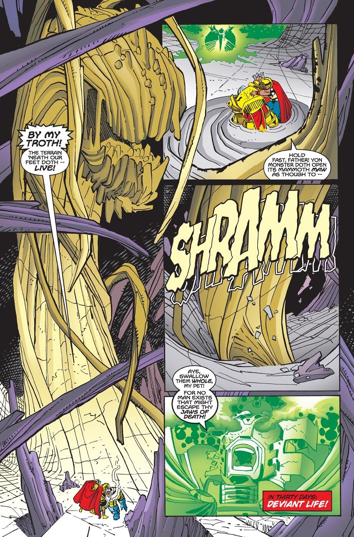 Thor (1998) Issue #18 #19 - English 19