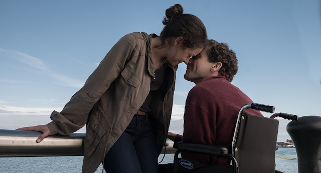 Tatiana Maslany jake gyllenhaal stronger movie still