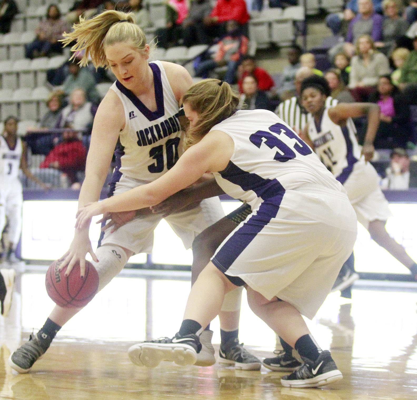 Lonoke County Sports Report: Lady Bison hold off Lady Rabbits to win Goldfish Classic