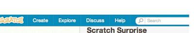 Scratch creare personaggio