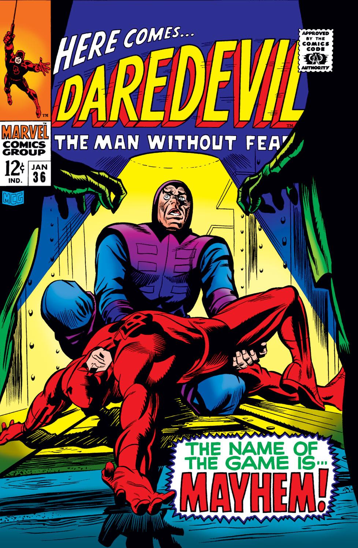 Daredevil (1964) 36 Page 0