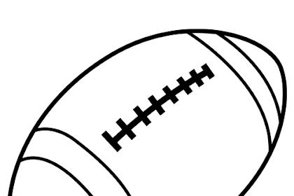 Dibujos Para Colorear De Futbol Americano