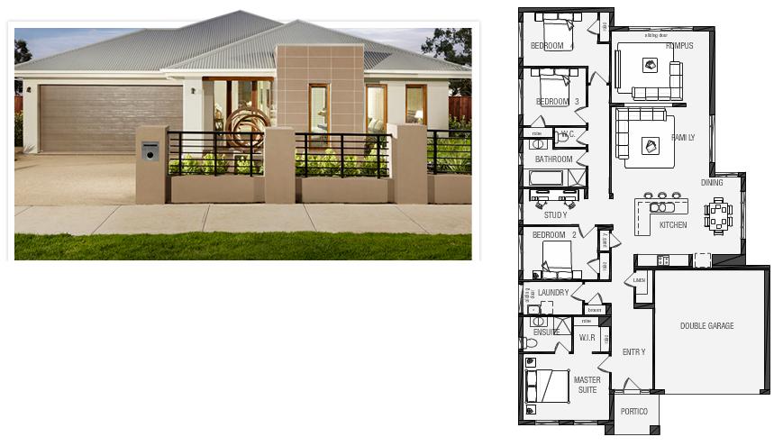Planos Casas Modernas Proyectos Y Planos De Casas - Plano-casas-modernas