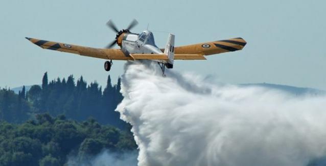 Τα PZL «έλουσαν» αγρότη στην Φθιώτιδα για πέρασαν τη σκόνη για καπνό