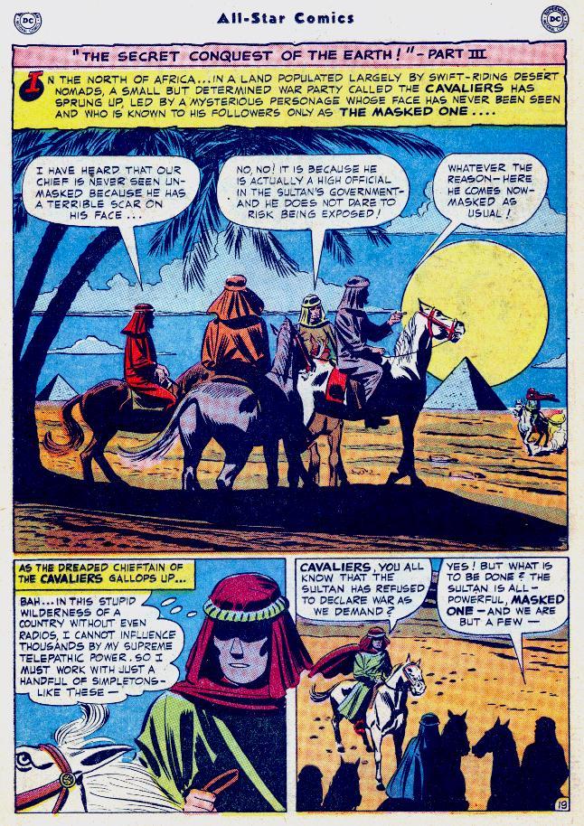 Read online All-Star Comics comic -  Issue #52 - 23