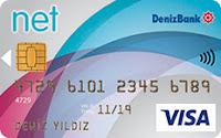 Denizbank Net Kart