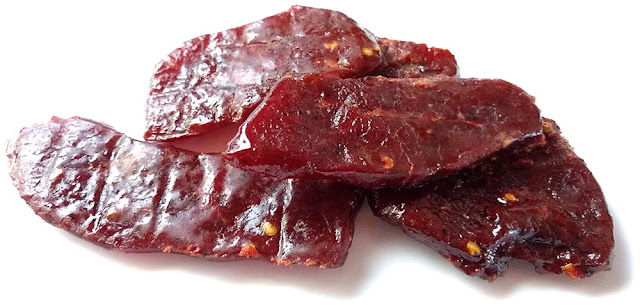 whiskey bbq jerky