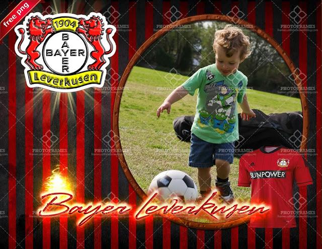 Marco para fotos del Bayer Leverkusen