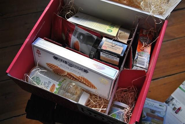 Genuss Box von brandnooz