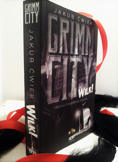Grimm City.Wilk! - Jakub Ćwiek